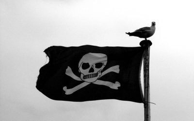 Jolly Roger e o design contemporâneo.